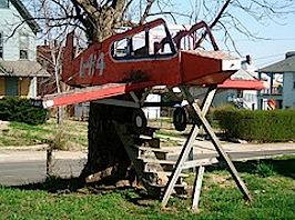 wood plane